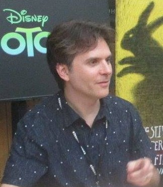 Director Byron Howard talks about the plot and messages of the film. Photo Courtesy: Boungawa from Wikimedia Commons