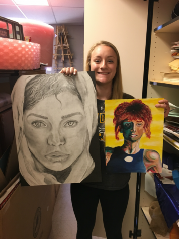 Artist of the Month: Art Imitates Life