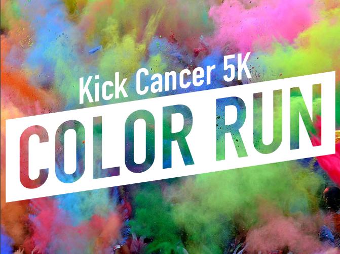 Kick Cancer Week Is Here