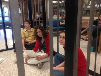 Teachers had mixed emotions about being locked up.
