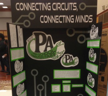 Gallegos Takes 2nd at PA Regional Computer Fair