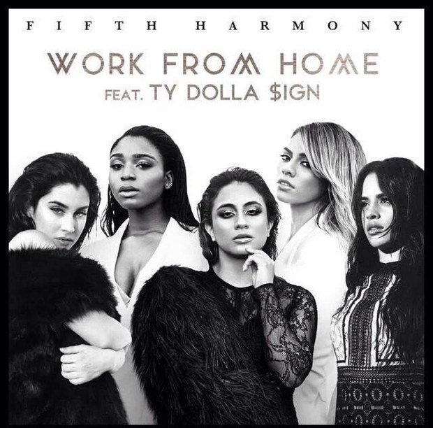 Fifth+Harmony%27s+%27Work+From+Home%27+certainly+has+potential+to+be+the+song+of+the+summer.