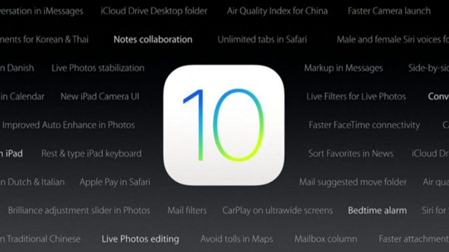 iOS 10: What's New?