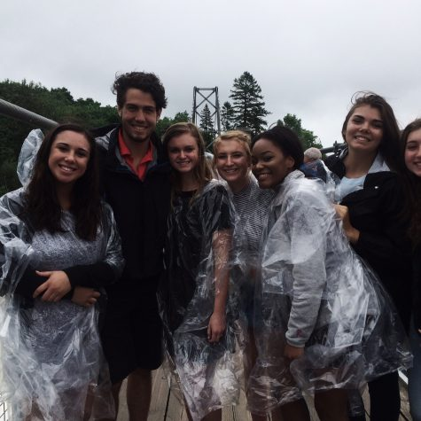 French Students Experience Canada
