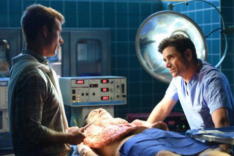 Dr. Brock Holt and Chad talk about Holt's strange hand.