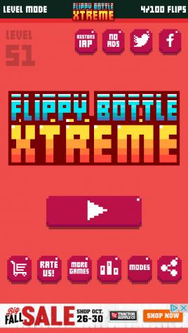 App of the Week: Flippy Bottle Extreme