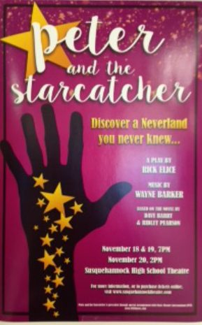 Students Present Fall Play