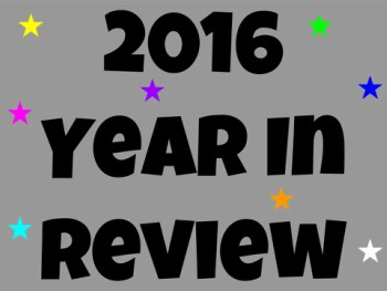A Year to Remember: 2016 in Review