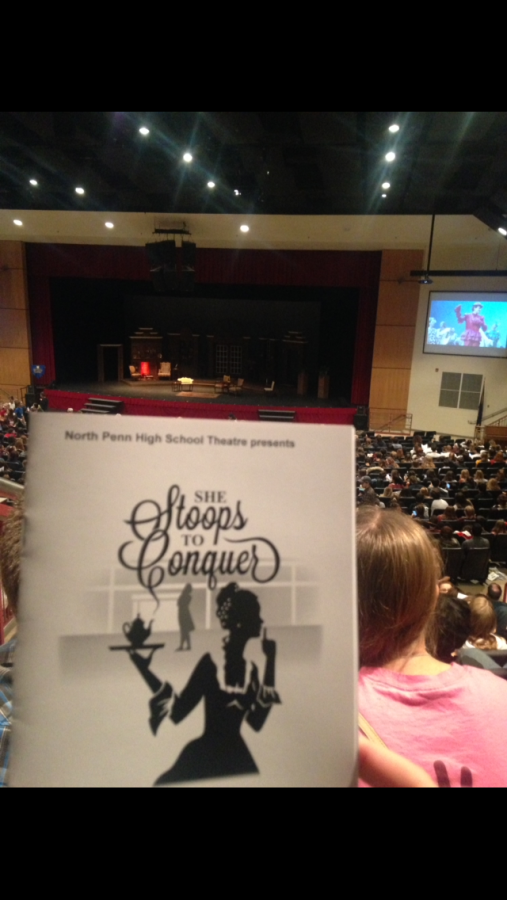 This year, the festival took place at Central York High School. There, students were able to take part in different theatre-related workshops and choose to watch shows from a variety of one-acts and main stage performances.