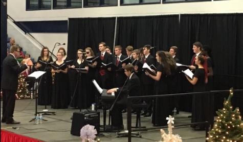 Music Ensembles Get Spirited