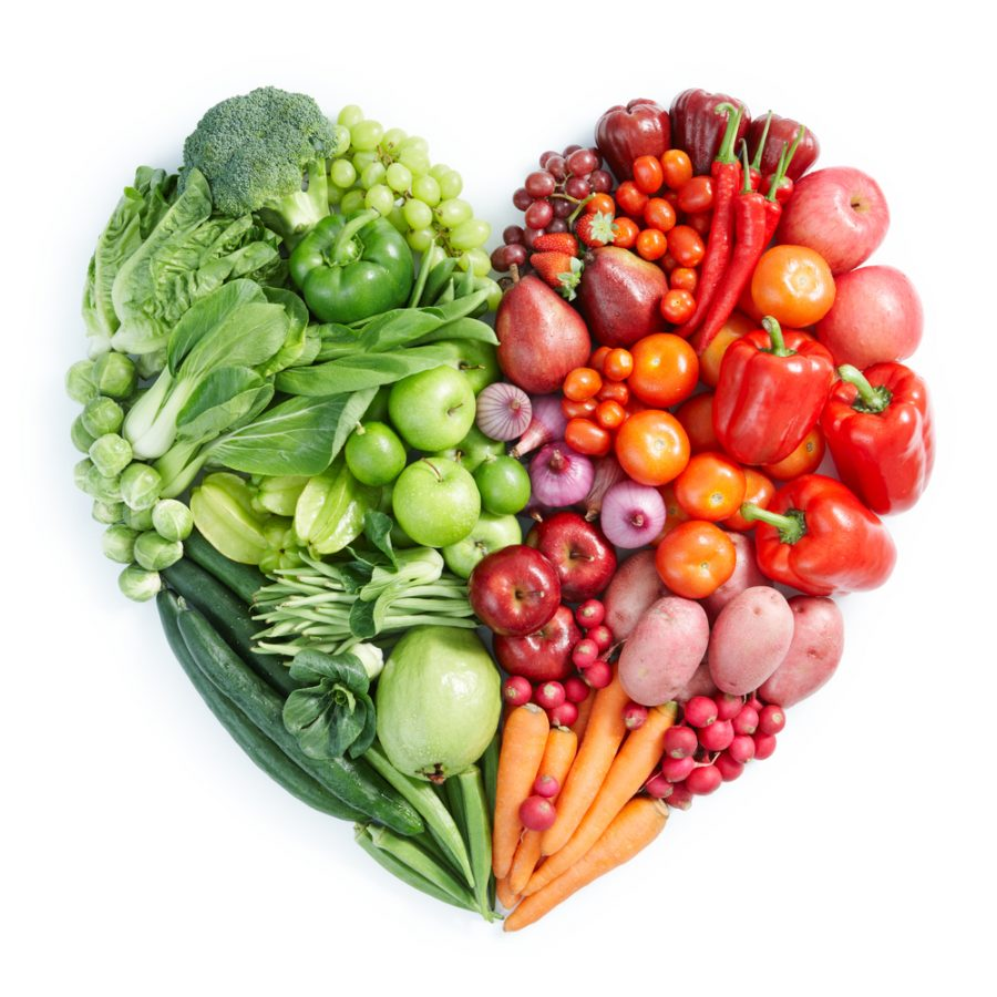 Eating healthy foods will help with staying healthy this winter.