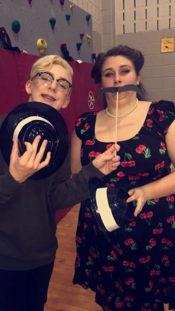Swing Dance Supports the Band