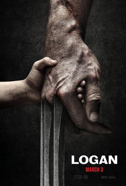 The+poster+for+%27Logan%27+features+Wolverine+and+X-23.+Photo+by%3A+Flickr