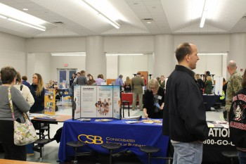 College Fair Gives Students Insight to Future