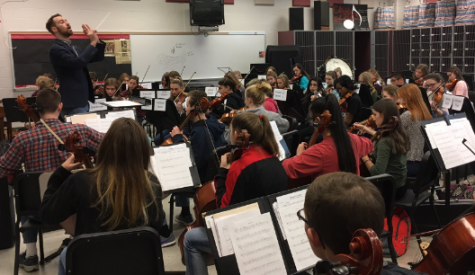 Orchestra Puts on a Different Type of Concert