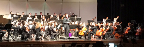 Orchestra Students Say Goodbye with Last Concert of the Year