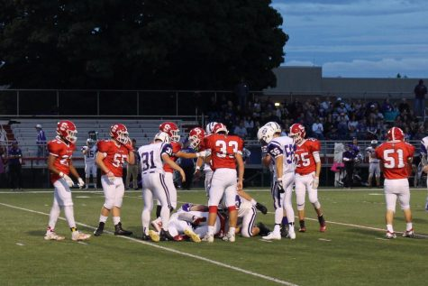 Football Beats Northern, Prepares for York Catholic