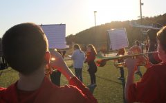 Bands March into Band Night