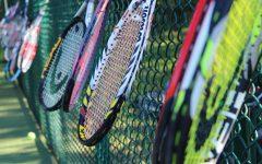 Girls Tennis Prepares for Counties