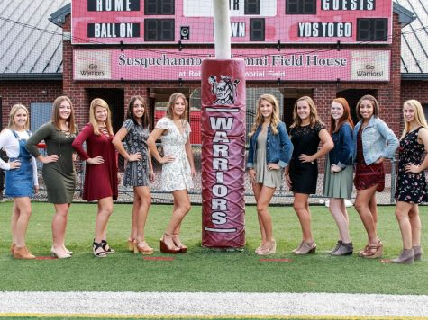 Susquehannock High School Announced 2017 Homecoming Court