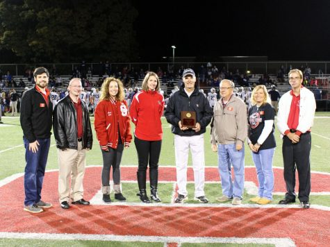 Susquehannock Alumni Association Presents Alumni Spirit Award