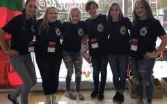 Student Council Members Attend State Conference