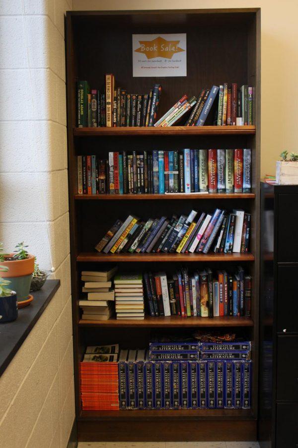 Creative Writing Club's Book Sale