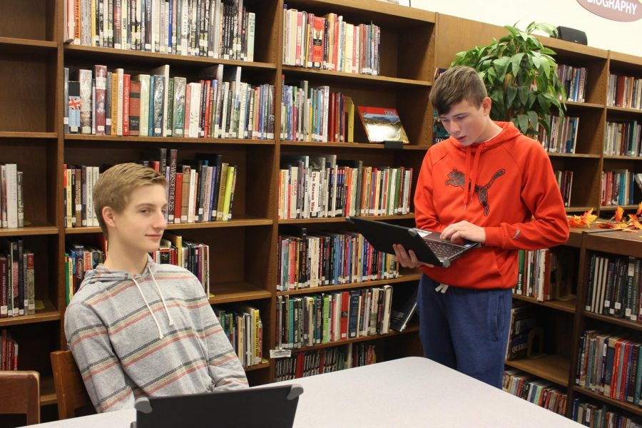 Students Quizzed on Current Events