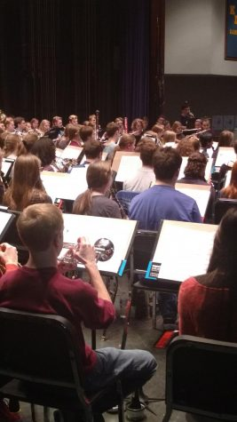 Students Attend Note-able Band Festival