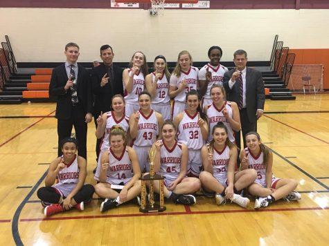 Girls Basketball Wins Central York Holiday Tournament