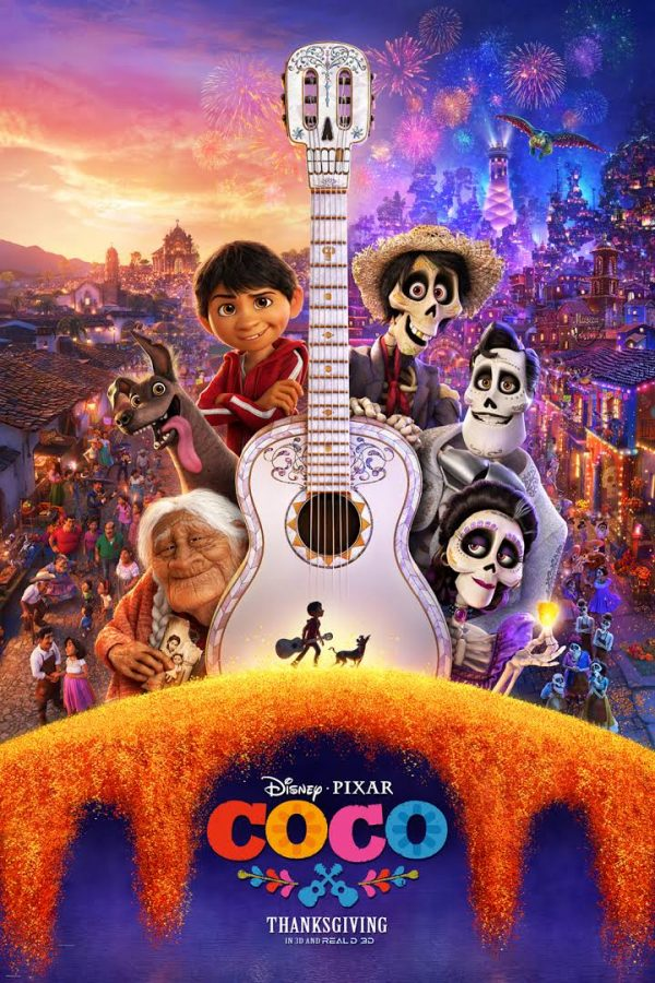 Movie Review: Coco, a colorful and vibrant representation of Mexican culture