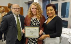 Nell Pugliese Awarded for Human Rights Work