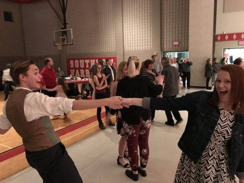 Jazz Band Hosts Swing Dance