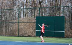 Boys Tennis Swinging into the Season