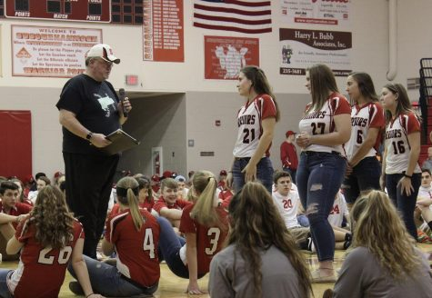 Meet the Team Night Kicks Off Spring Sports