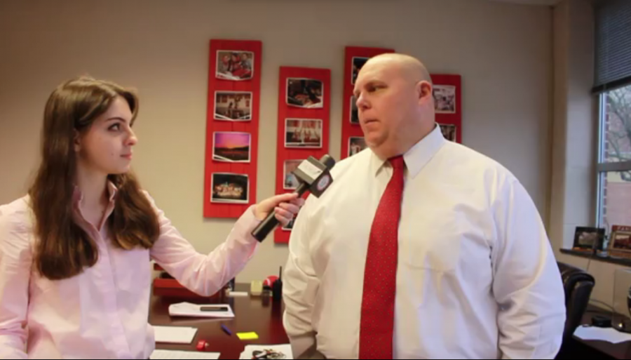 Courier Chat: Dr. Molin Discusses School Safety