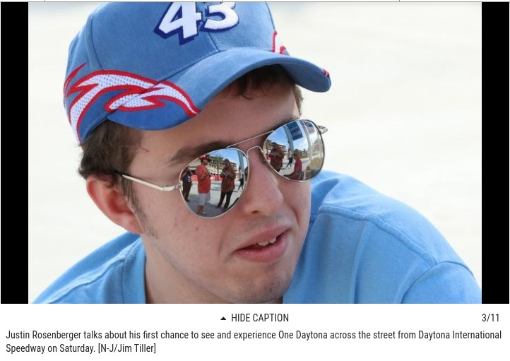 Rosenberger+was+featured+in+an+article+from+the+Daytona+Beach+News-Journal.+%0APhoto+courtesy+of%3A+N-J%2FJim+Tiller