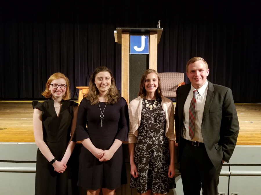 Susky Students Win Top 3 in Holocaust Essay Contest
