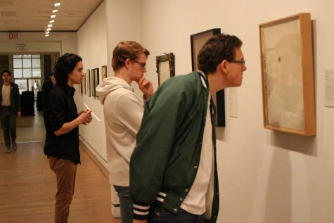 Language and Art Students Field Trip to the Philadelphia Art Museum