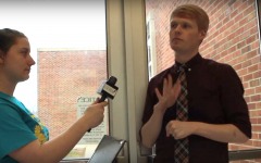 Courier Chat: Choir's Student Teacher, Holmes