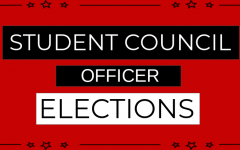 Students Run for Student Council Officers
