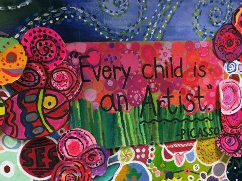 Susquehannock Students Showcase Artwork through York College