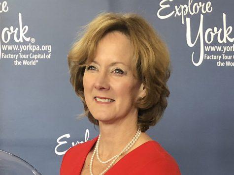 Anne (Miller) Druck '83 Named Distinguished Alumni for 2018