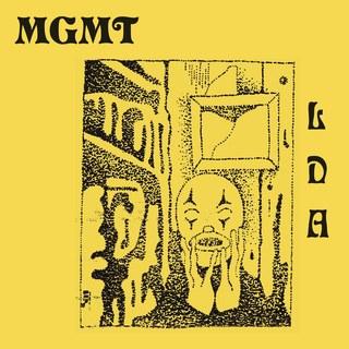 Little Dark Age's Album Art