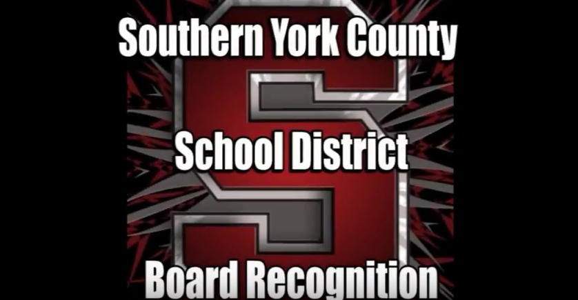 School Board Recognizes Outstanding Students