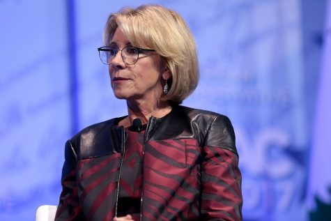 Why Students Should Know About Betsy Devos