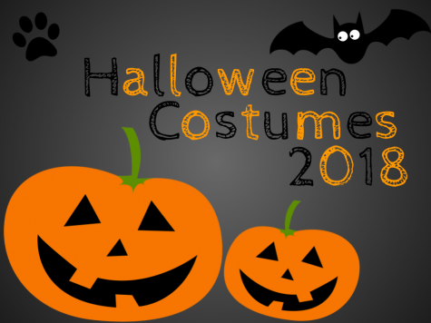 Students Search for Halloween Costumes