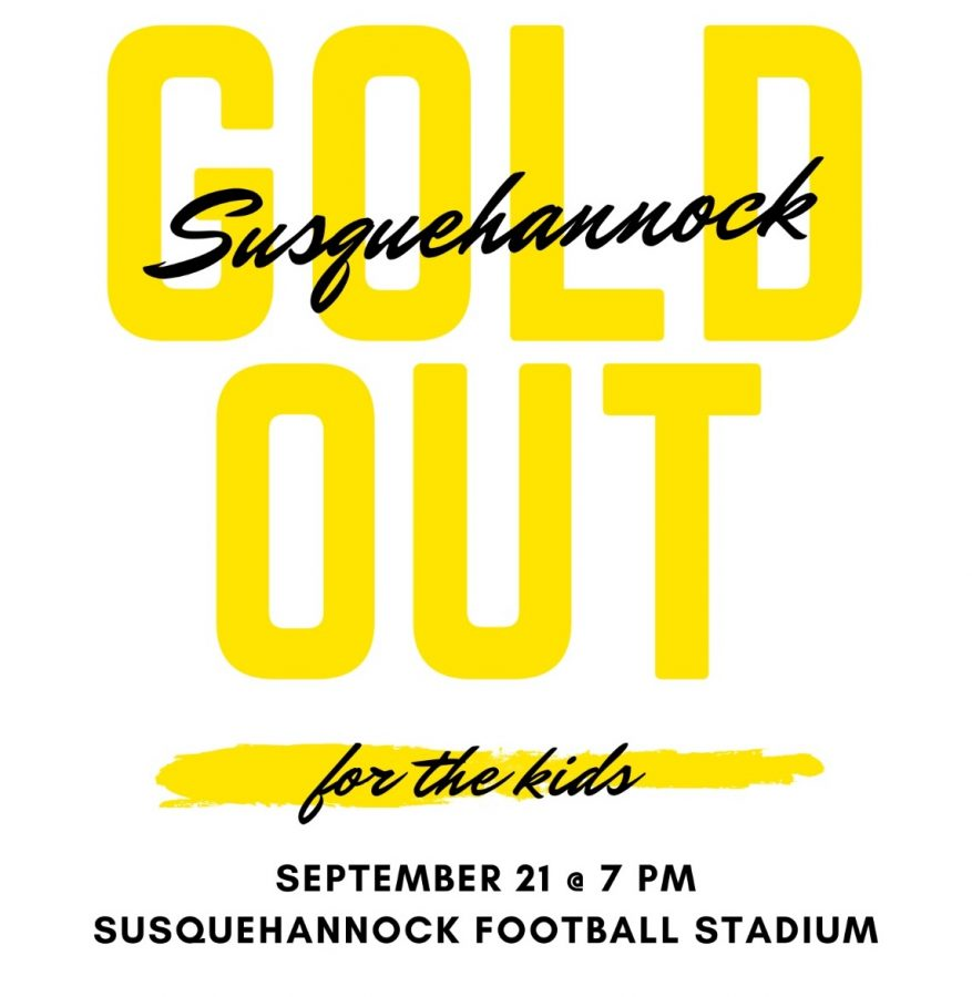 Mini-THON+to+Host+Gold-Out+Football+Game