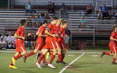 Boys Varsity Soccer Takes on Suburban