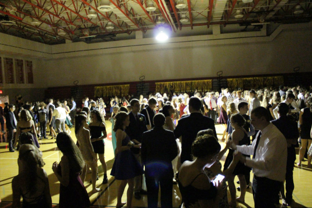 """""""Homecoming was a fantastic evening, filled with friends, dancing and laughter. It was great to see the student body come together for a fun night, """" said sophomore Haileigh Copp. Homecoming was a night for many of the students here at Susquehannock to step away from  all the pressure of being a high school student and have fun."""